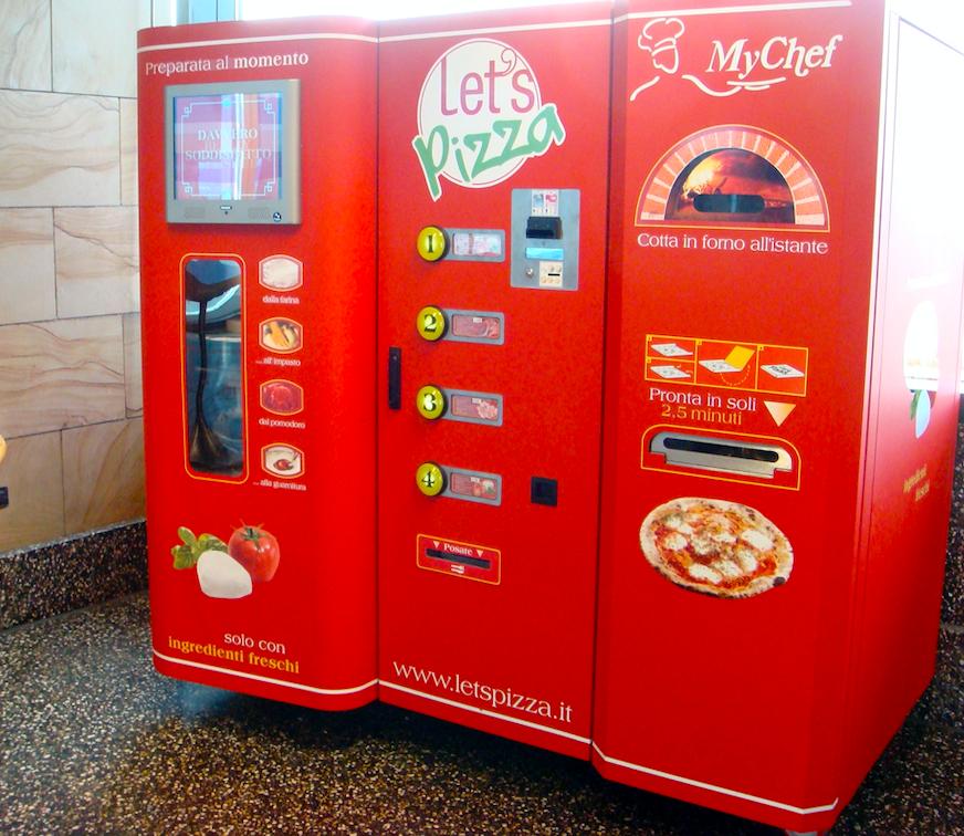 letspizza automat sverige karlskrona